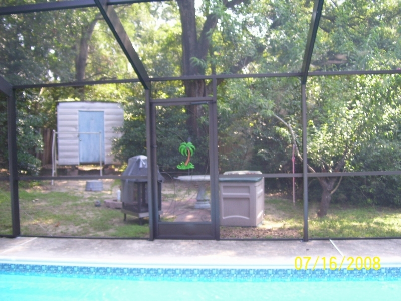 Vinyl Siding Amp Pool Enclosures In Baldwin County And