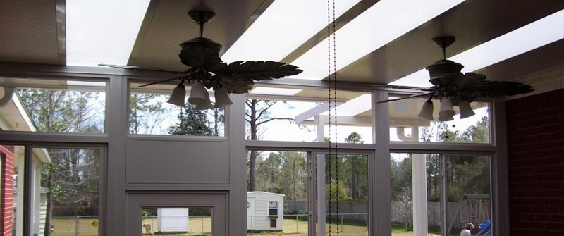 Custom Sunroom Design Mobile AL